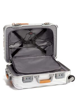 19 Degree Aluminum INTERNATIONAL CARRY-ON  19 Degree Aluminum