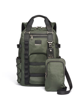 Zaino-borsa 2 in 1 Barracks Alpha Bravo