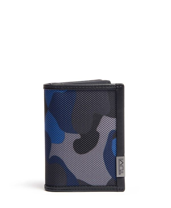 Alpha Gusseted Card Case