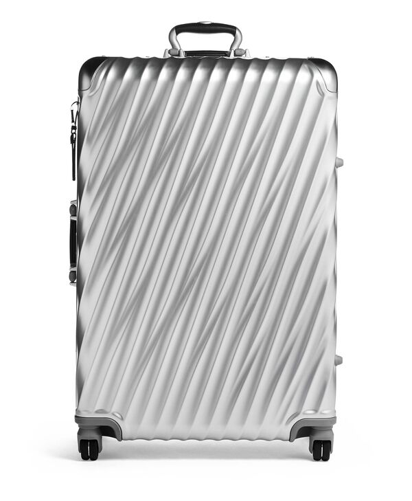 19 Degree Aluminum Koffer für längere Reisen