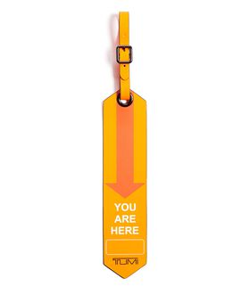 Étiquette pour bagages You Are Here Travel Accessory