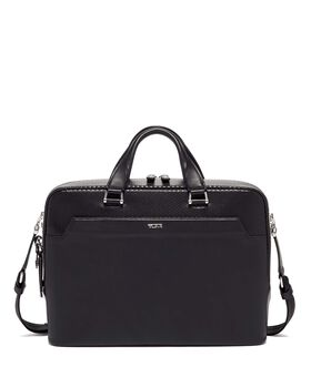 Porte-documents en cuir Slim Gibson Ashton