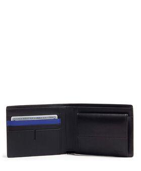 Global Wallet with Coin Pocket Nassau