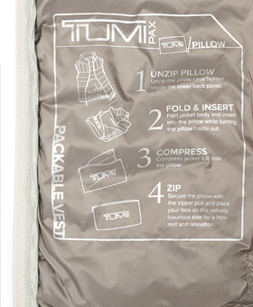 Gilet donna TUMIPAX L TUMIPAX Outerwear