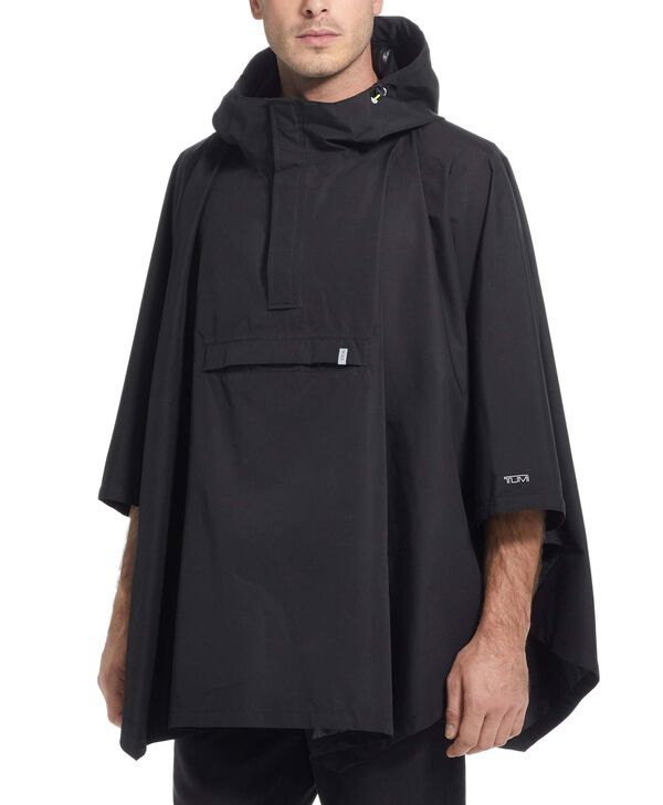 TUMIPAX Outerwear Unisex Regenponcho S/M