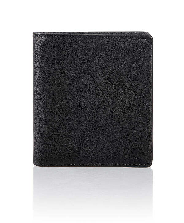 Nassau TUMI ID Lock™ Global Flip Coin Wallet