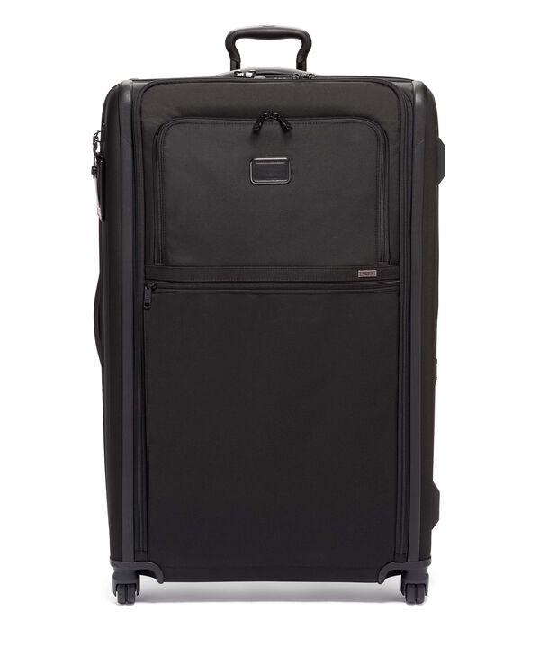 Alpha 3 Koffer auf 4 Rollen für eine Weltreise (erweiterbar)