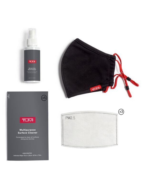 Travel Accessory Trousse Care Kit Essential