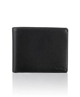 Global Compact Flip Coin Wallet Nassau