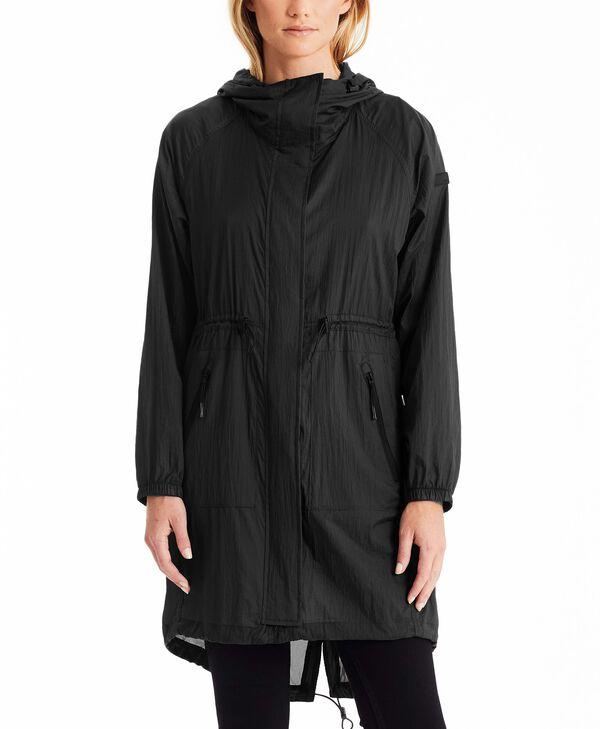 Outerwear Womens Veste de pluie ultra-légère pour femme