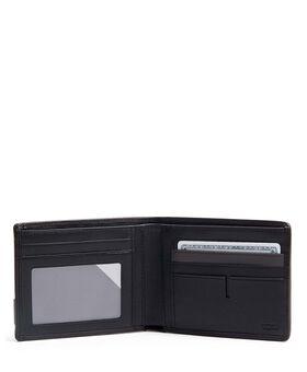 Portafoglio con comparto banconote Alpha