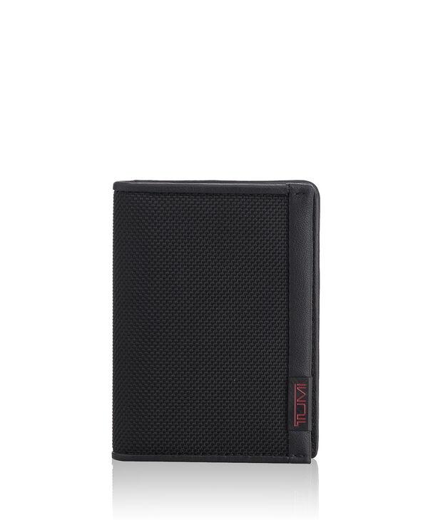 Alpha Portafoglio sottile per carte e documenti TUMI ID Lock™