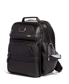 TUMI T-Pass® Business Class Brief Pack® aus Leder Alpha 3
