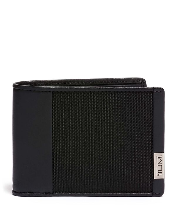 Alpha Double Billfold