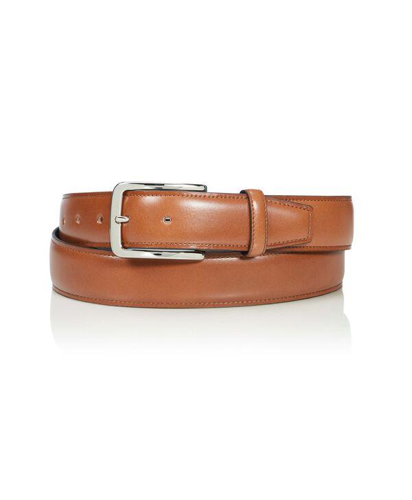 """Belts Ceinture en cuir à bord contrastant 42"""""""