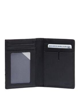 Portatessere multitasche TUMI ID Lock™ con finestre trasparenti Alpha