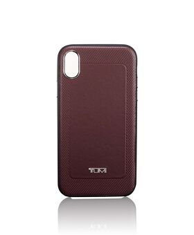 Custodia in pelle per Iphone XS/X Mobile Accessory