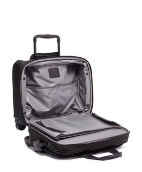 Deluxe 4 Wheeled Laptop Case Brief Alpha 3