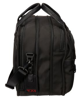 Cartella organizzatrice espansibile con tasca per laptop Alpha 2