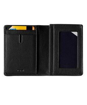 TUMI ID Lock™ Porte-cartes à soufflets fenêtre pour pièces d'identité Nassau