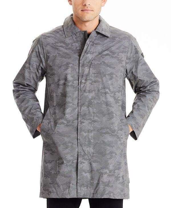 TUMIPAX Outerwear Reflektierende Regenjacke für Herren