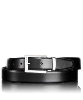 "Cintura reversibile con fibbia lucida 44"" Belts"