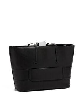 Freizeittasche aus Leder Voyageur