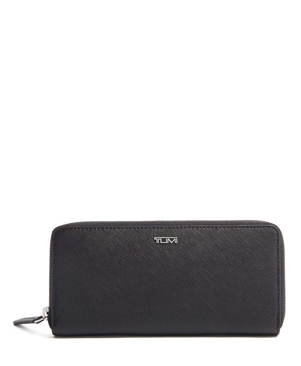 Belden Kontinentale Brieftasche mit Reißverschluss