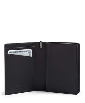 Gusseted Card Case Novara Slg
