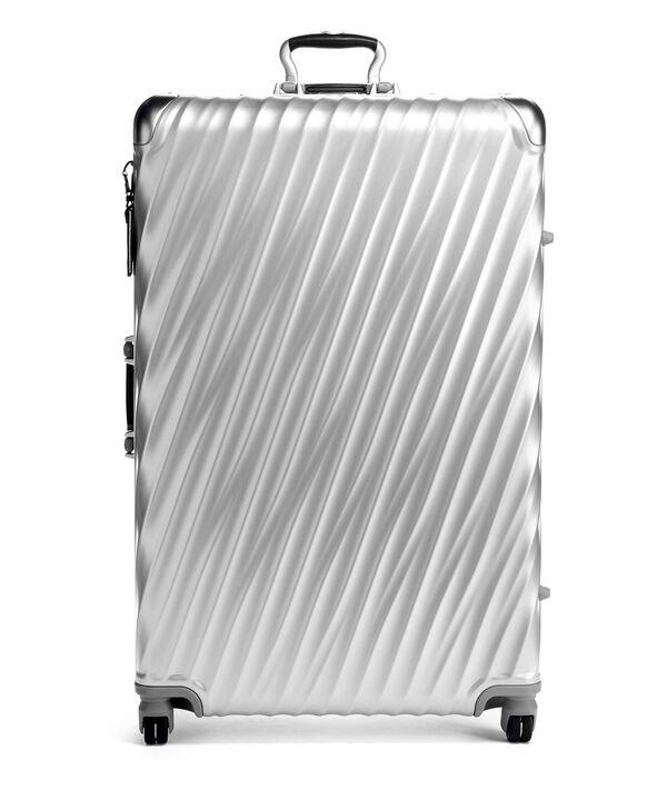 19 Degree Aluminum Koffer für eine Weltreise